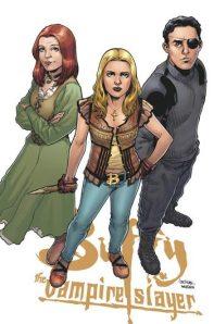 Buffy Season 8