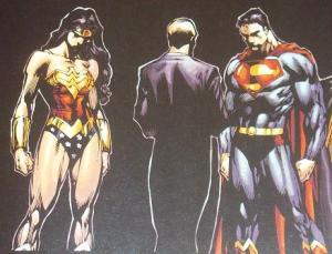 Alfred don't need no stinkin' spandex!
