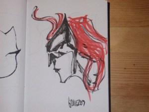 Batwoman by Joel Gomez