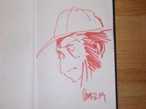Detective Chimp, also by Joel Gomez
