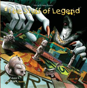The Stuff of Legend, Book Two Cover