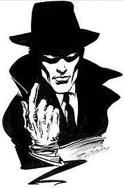 The Phanom Stranger