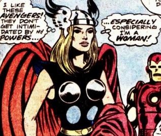 Thor: Goddess of Thunder? Whatif1
